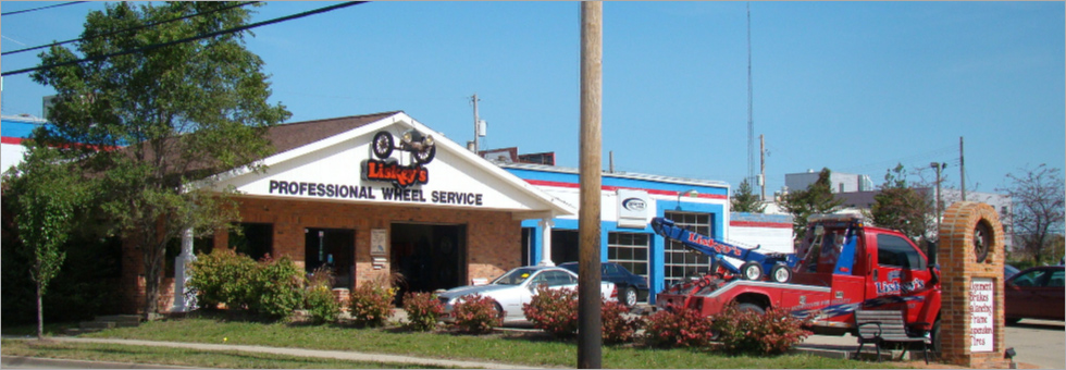 Front of the Shop | Liskey's Auto & Truck